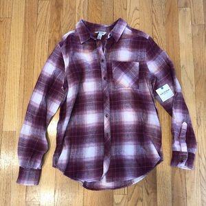 Arizona Jean Company plaid flannel